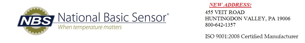 National Basic Sensor